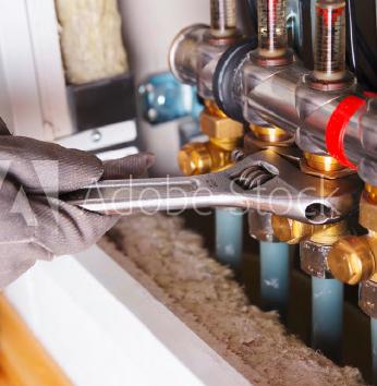 Gasleitung dichtstellen ohne Stemmarbeiten